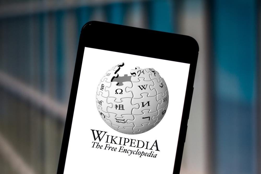 According To Wikipedia